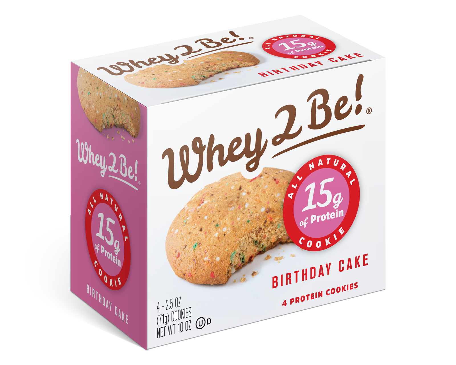 Image of Birthday Cake 4-Pack