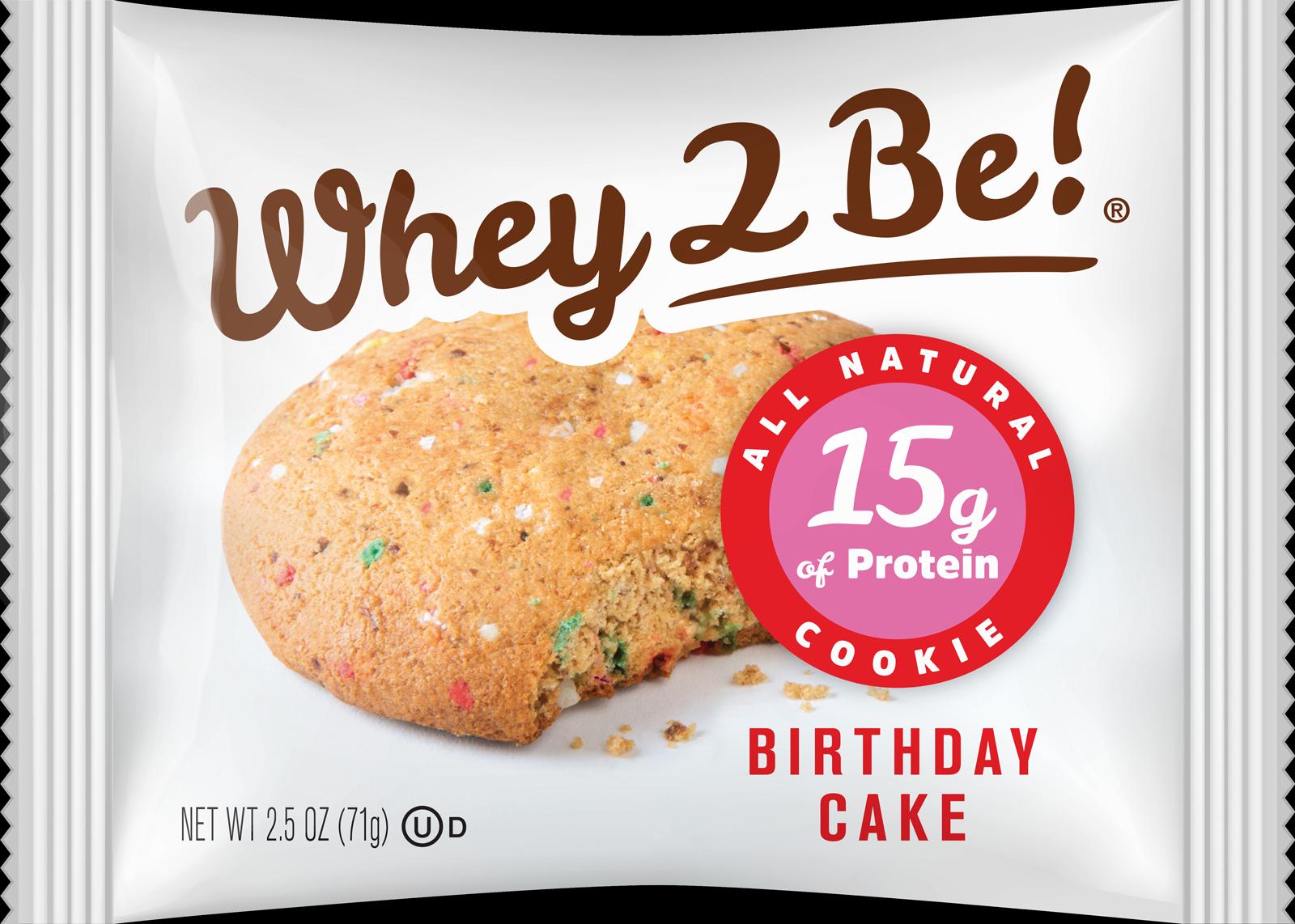 Image of Birthday Cake Single Pack